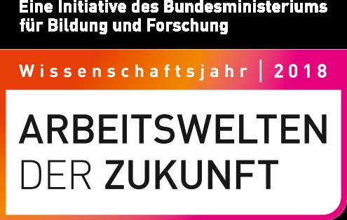 Logo Wissenschaftsjahr 2018
