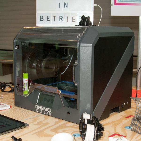 Bild: 3D-Druck – Ersatzteile drucken