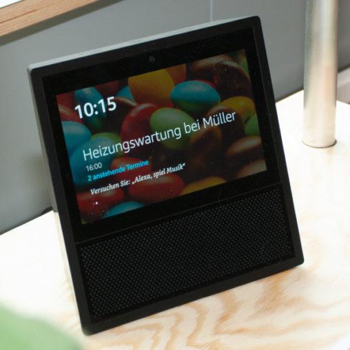 Bild Lernstation 6Smart Speaker – Sprachassistenten imBüro